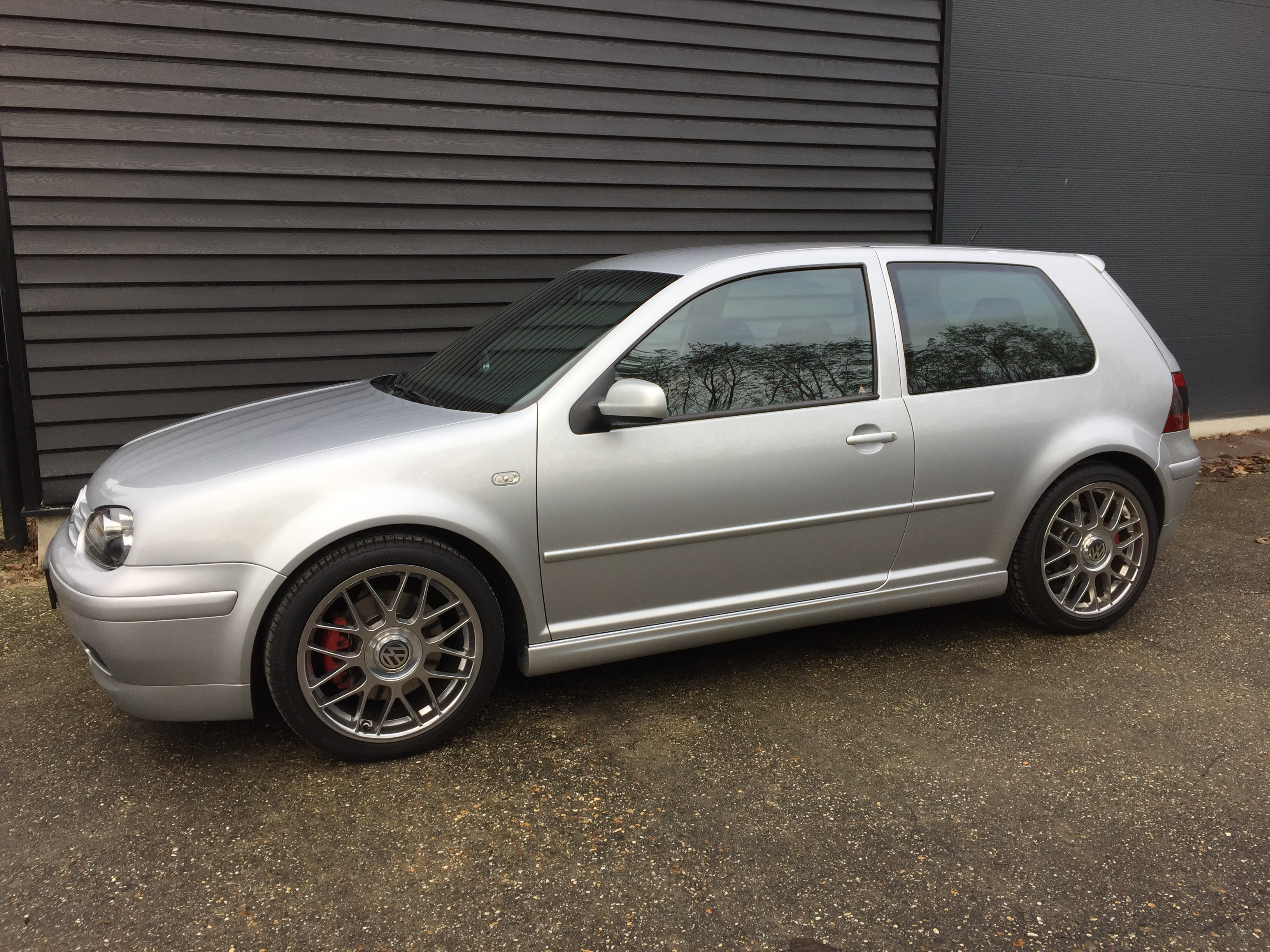 Vw Golf Iv Gti 18 Turbo Edition 25 Youngtimer