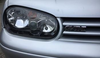 VW Golf IV GTI 1.8 Turbo Edition 25 full