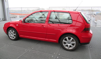 VW Golf IV 2.8 V6 4Motion full