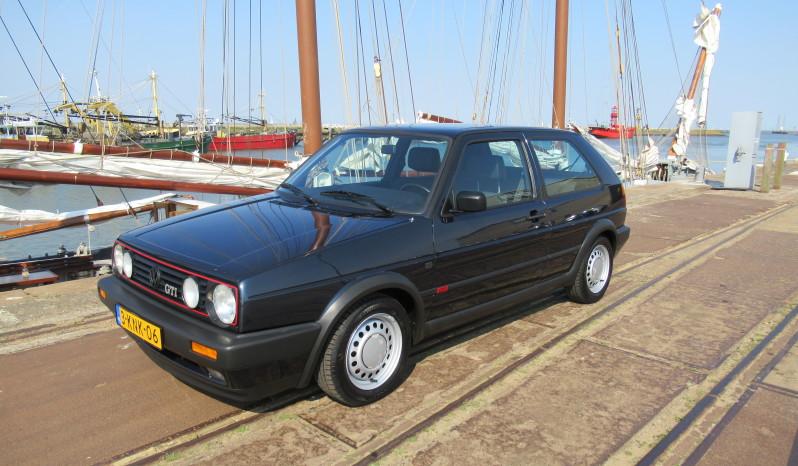 VW Golf II GTI full