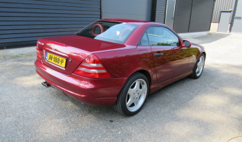 Mercedes-Benz SLK 230 kompressor full