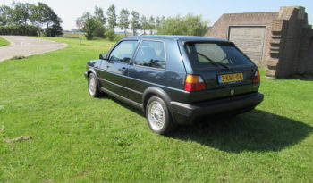 VW Golf II GTI full