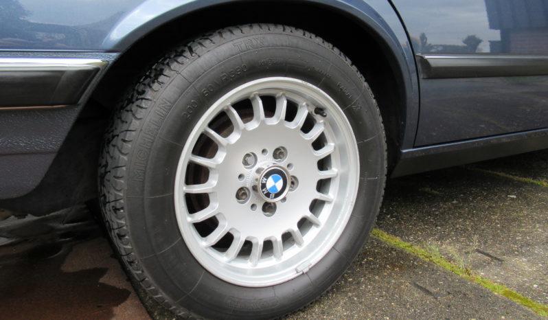 BMW 520i E28 full