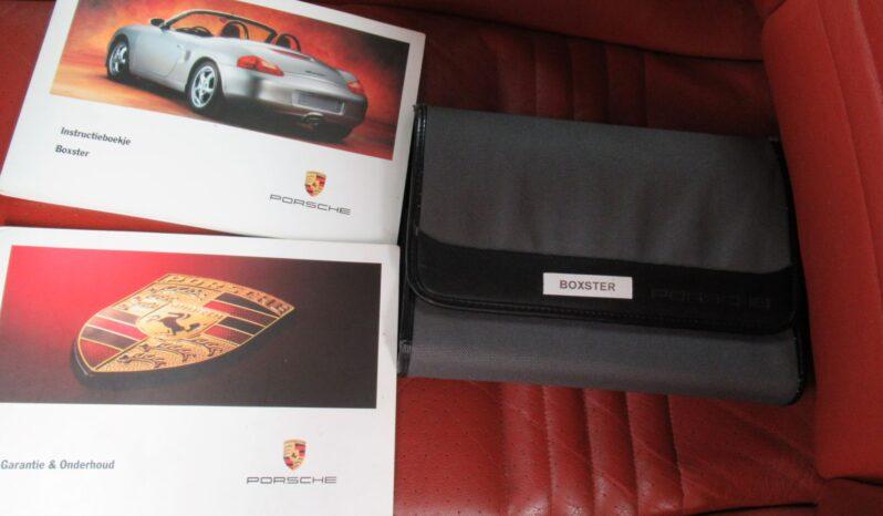 Porsche Boxster full