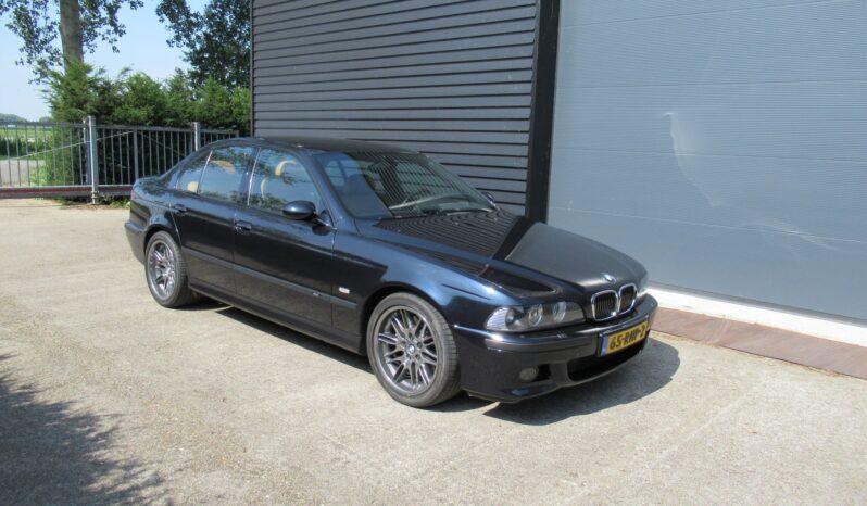 BMW M5 E39 full